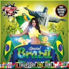 International student party : spécial brasil - Mix Club - Paris