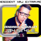 clubbing city by jay style act ii - Bloc - Lyon