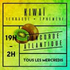 Before la kiwai @ concorde atlantique ( bateau club terrasse & fiesta ) - Concorde Atlantique - Paris