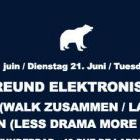 After Work Fete de la Musique au Berliner Wunderbar  Mardi 21 juin 2016