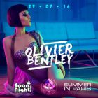 Friday summer session by dj olivier bentley Palais maillot