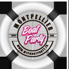 Montpellier Boat Party