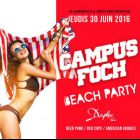 Campus foch - beach party - Duplex - Paris