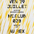 Me.club.20 - Rex - Paris