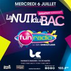 Nuit du bac by fun radio - LC CLUB - Nantes