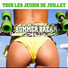 Summer break - Duplex - Paris