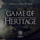 GAME OF HERITAGE