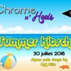Before Summer Kitch Party Samedi 30 juillet 2016