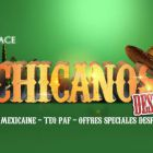 Chicanos by desperados - Cesar Palace - Grenay
