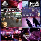 After Work AFTERWORK AU PALAIS MAILLOT ( TERRASSE & CLUB ) Jeudi 27 octobre 2016