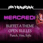 After Work Afterwork Mercredi 12 octobre 2016
