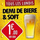 Before Happy Hour Lundi 31 octobre 2016