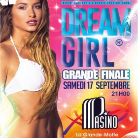 Autre DREAM GIRL France 2016 Samedi 17 septembre 2016