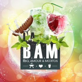 After Work La BAM - BBQ, Amour & Mojitos Jeudi 08 septembre 2016