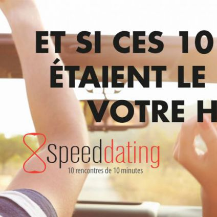 Speed Dating Montpellier