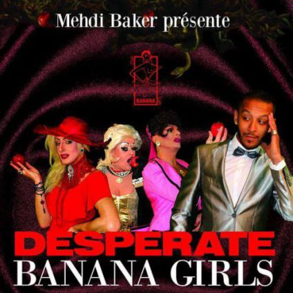 Soirée clubbing Desperate Banana Girls Lundi 26 septembre 2016