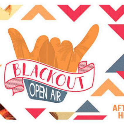Festival Blackout Open Air w/ KUNGS, DUO, BORIS WAY & more Vendredi 23 septembre 2016