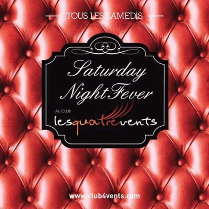 After Work Saturday Night Fever Samedi 29 octobre 2016