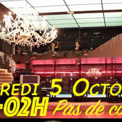 After Work KIZOMBA 7H NON STOP AU MYBOAT Mercredi 05 octobre 2016