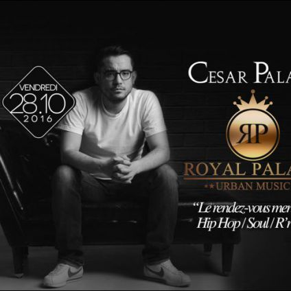 Soirée clubbing Royal Palace by Terror Mike Vendredi 28 octobre 2016
