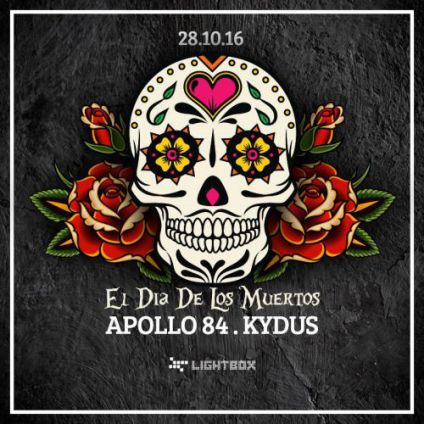Clubbing Mexican Day of the Dead Halloween party + Boats Ft. Apollo 84 Vendredi 28 octobre 2016