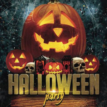 Soirée clubbing Halloween Party Lundi 31 octobre 2016