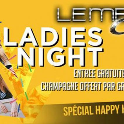 Soirée clubbing Special Ladies Night - Happy Hour Vodka Rainbow Vendredi 23 decembre 2016