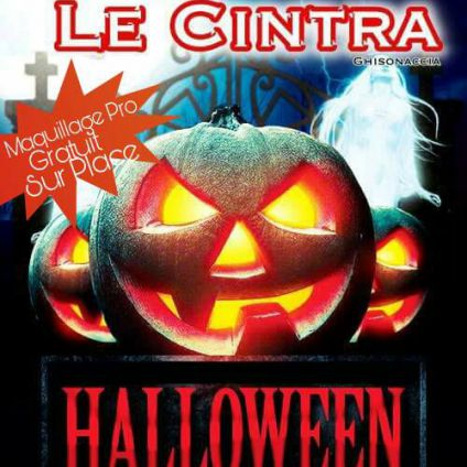 Before !! HALLOWEEN PARTY !! By Le Cintra Samedi 29 octobre 2016