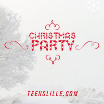 Before Teens Party Lille - Christmas Holidays Party 2016 (17.12.16) Samedi 17 decembre 2016