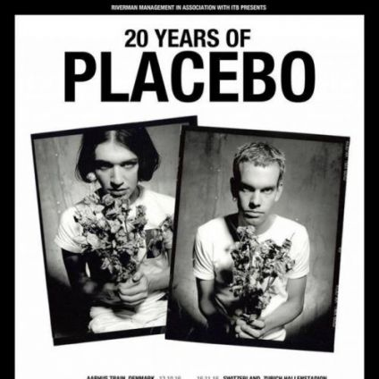Concert Placebo - 20 Years Mardi 29 Novembre 2016
