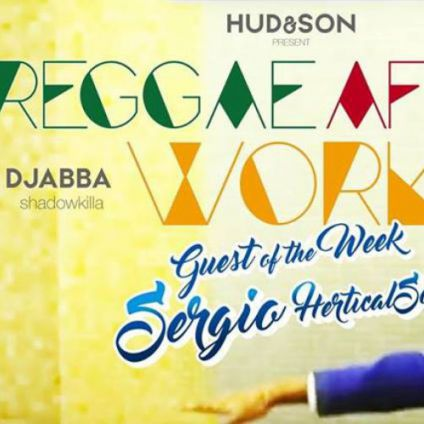 After Work Reggae AFTER WORK ALL NIGHT LONG Jeudi 24 Novembre 2016