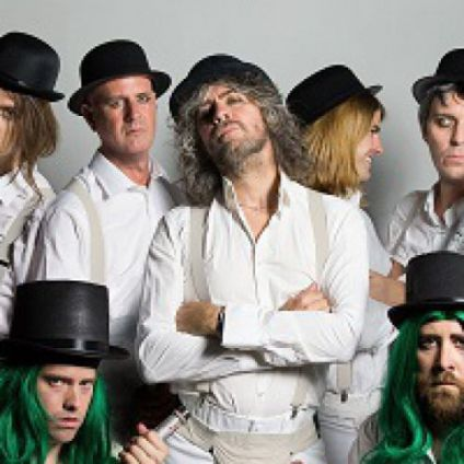Concert THE FLAMING LIPS	 Jeudi 02 fevrier 2017
