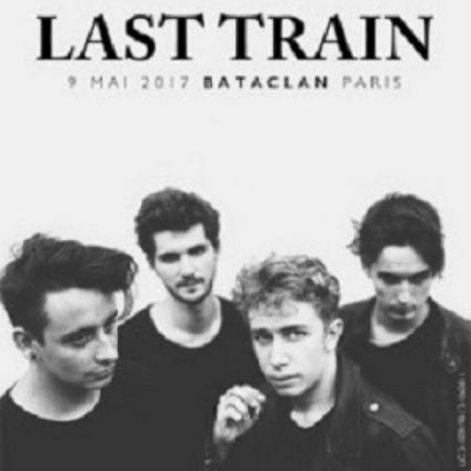 Concert LAST TRAIN	 Mardi 09 mai 2017