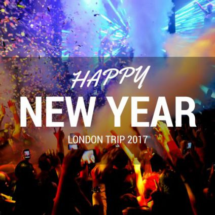 Festival HAPPY NEW YEAR LONDON 2017 Vendredi 30 decembre 2016
