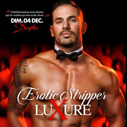 Luxure - erotic stripper Duplex