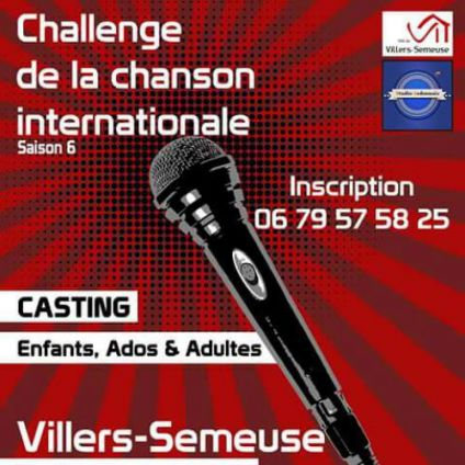 Autre casting de chants internationals Vendredi 02 decembre 2016