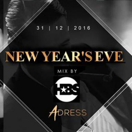 Soirée clubbing New Year's Eve Mix by HBS Samedi 31 decembre 2016