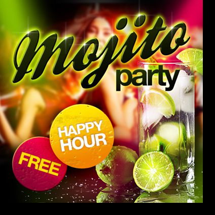After Work Afterwork Mojito Party  Mardi 25 avril 2017