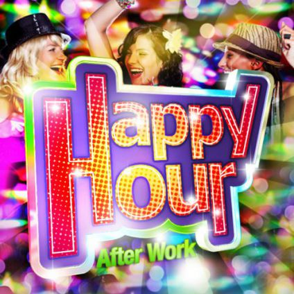 After Work Le Jeudi c'est HAPPY HOUR NON-STOP  Jeudi 23 mars 2017