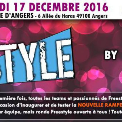 Before instand freestyle #1 by ifa angers  Samedi 17 decembre 2016