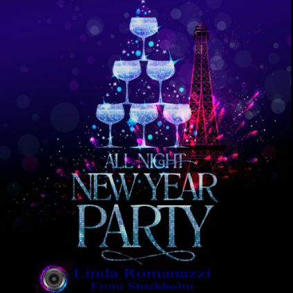 Soirée clubbing All Night New Year Party Samedi 31 decembre 2016