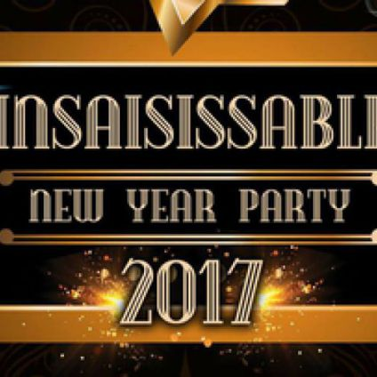 Soirée clubbing Insaisissable New Year Party 2017 @Back House Samedi 31 decembre 2016