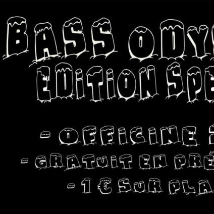 After Work BAss Odyssey Special Edition Noel @ Officine 2.0 Mardi 27 decembre 2016