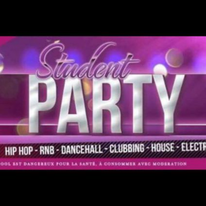 Student party  Le chic