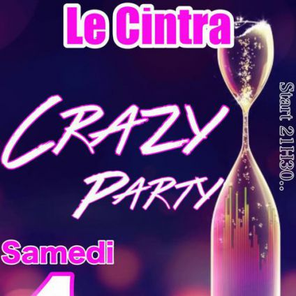 Before Crazy Party By Le Cintra ! Samedi 04 mars 2017