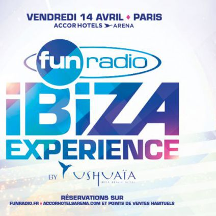 Festival Fun Radio Ibiza Experience - Part 1 Vendredi 14 avril 2017