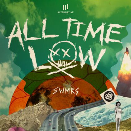 Concert  ALL TIME LOW ■ SWMRS Samedi 08 avril 2017