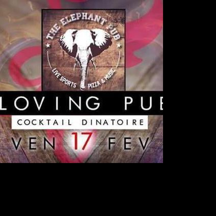 After Work LOVING PUB Vendredi 17 fevrier 2017