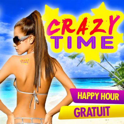 Crazy time party  Hide chatelet