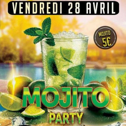 MOJITO PARTY My Night
